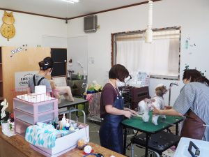 福山 愛犬美容師会 トリミングサロン